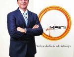 Mr Gautam Maini, Managing Director, Maini Precision Products