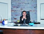 Mr Parakram Jadeja CMD Jyoti CNC Automation Ltd