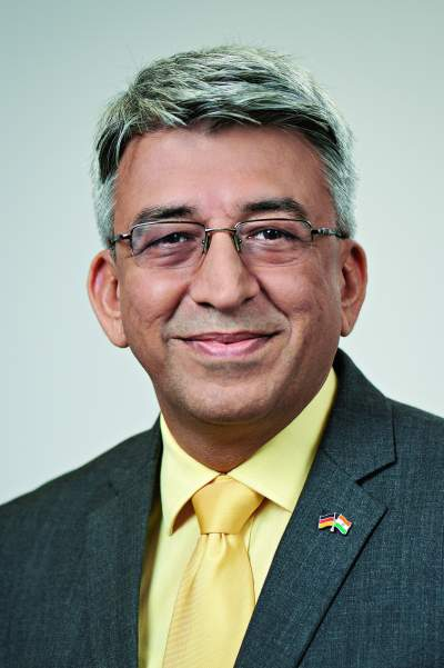 Rajesh Nath Managing Director VDMA
