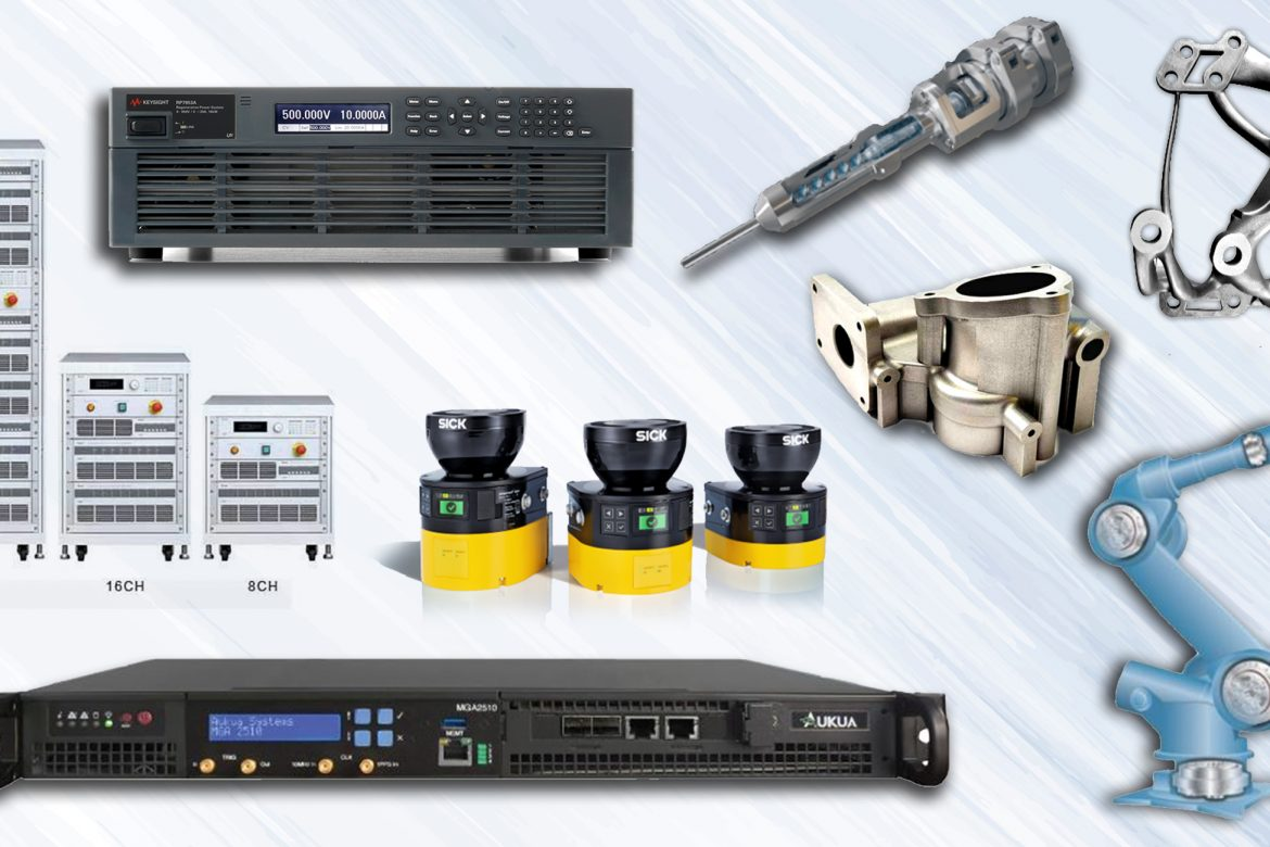 New Product Displays at AES Chennai 2019