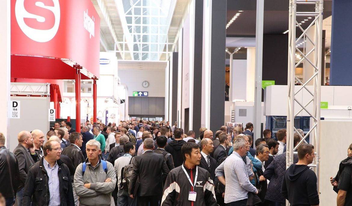 Press picture EuroBLECH additional hall