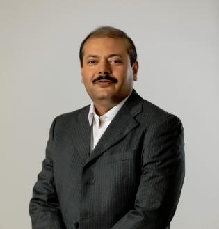 Mr. Nishant Sinha Regional Business Director, India & SAARC