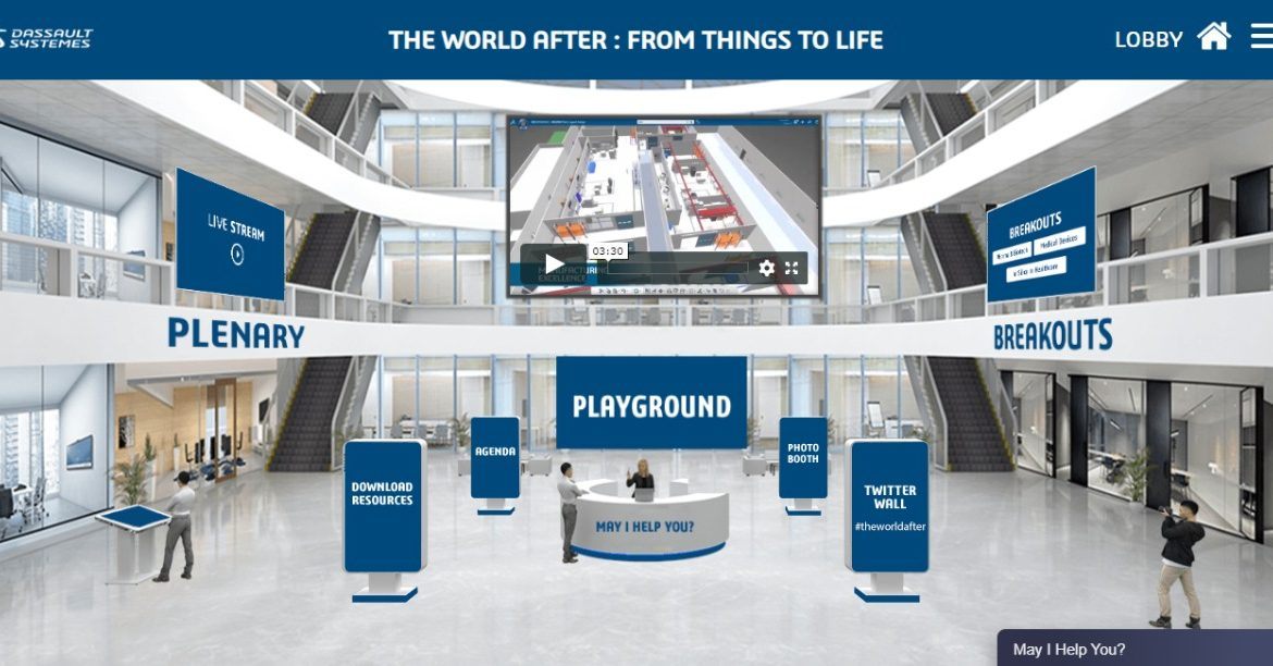 Dassault Systemes - The World After