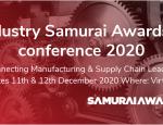samurai Awards three